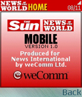 The News Of The World Mobile